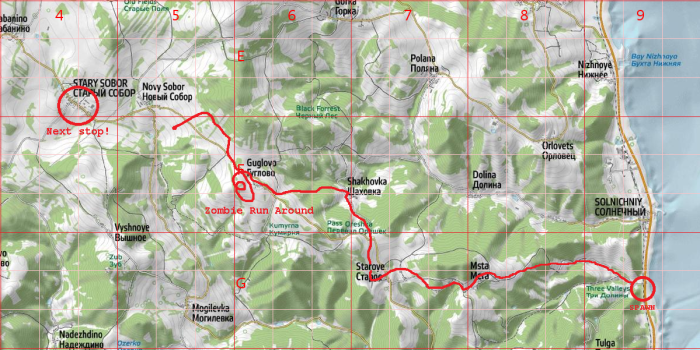 DayZ Map Journey So Far2