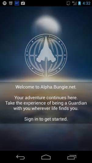 Destiny- app