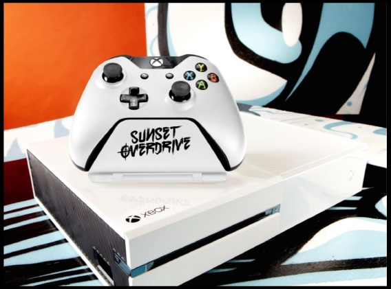 Sunset Overdrive Controller