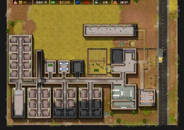 Prison A