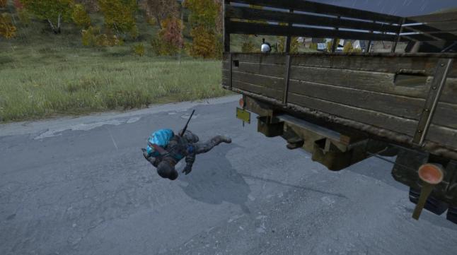 Truck Death