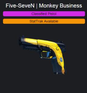 5-7 monkey