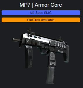 mp7 armor