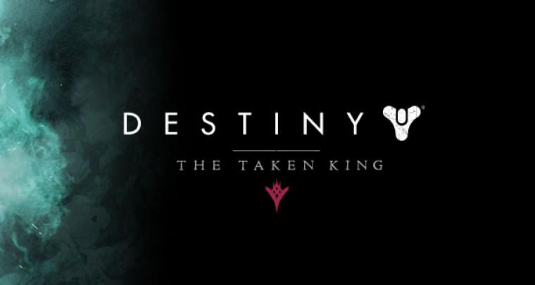 Destiny what s new in the taken king geeksleeprinserepeat