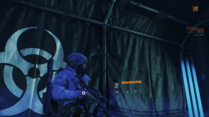 Tom Clancy's The Division Beta2016-1-31-12-19-17