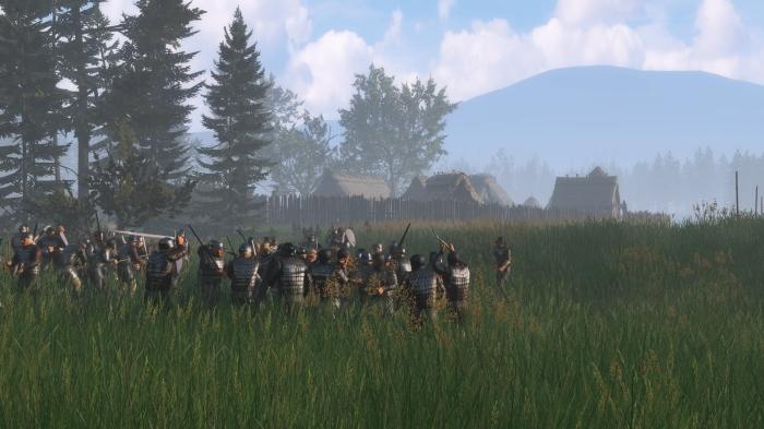 OKAM-skirmish